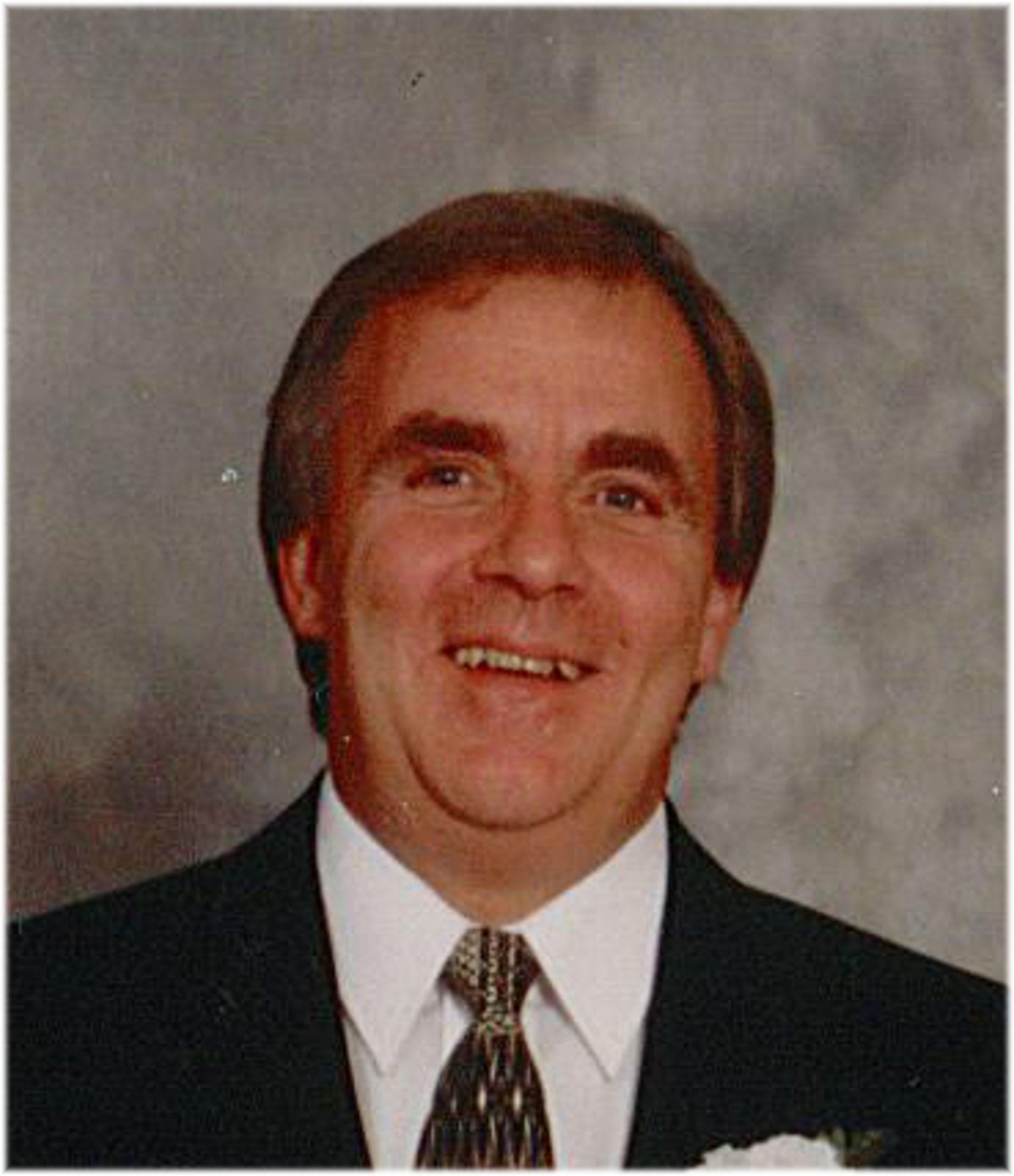 Richard Barry Caskie