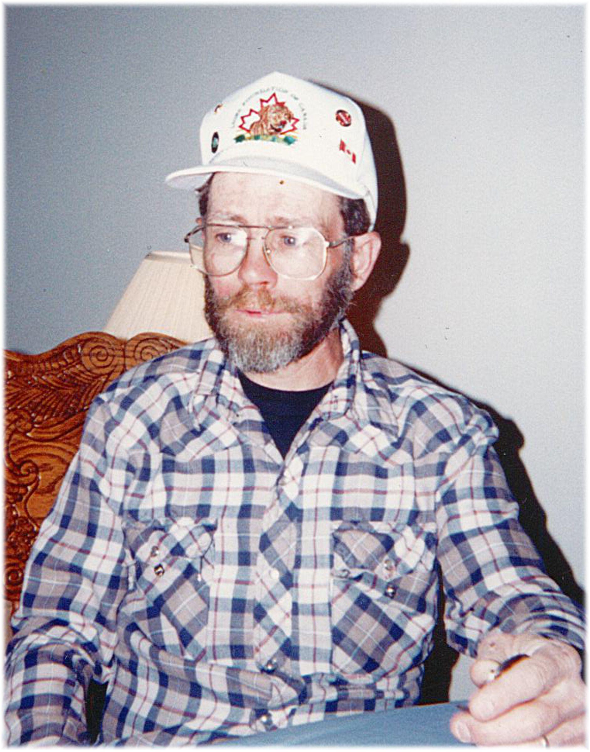 Robert (Bob) Roy Hannah